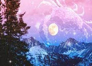 image Cancer full moon